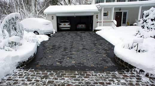 Proline radiant heat solutions heated paver driveway solutioingenieria Choice Image