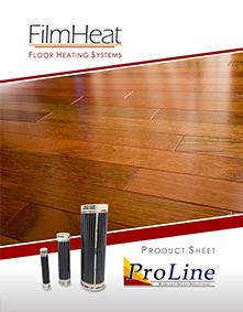 FilmHeat floor heating systems