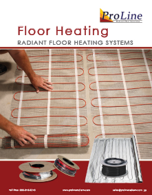 ProLine floor heating systems technical guide