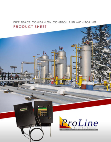 Pipe Trace Companion Control and Monitoring
