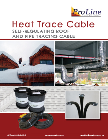 ProLine heat trace cable and controls technical guide