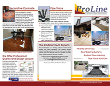 ProLine products and services