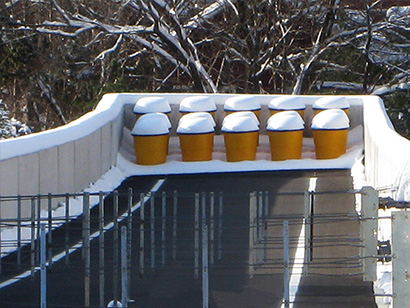 Proline Radiant Heat Snow Melting System Photos